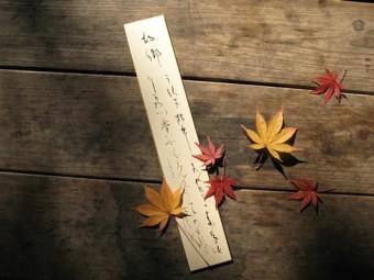 秋の日に⑧